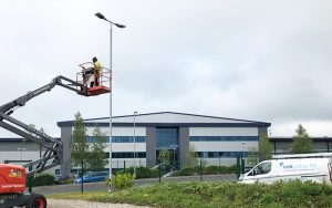 Car PArk Lighting Installations and Servicing in Birmingham