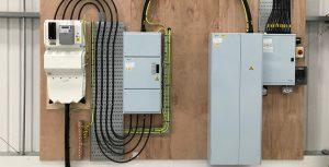 LV Distribution Board Installation